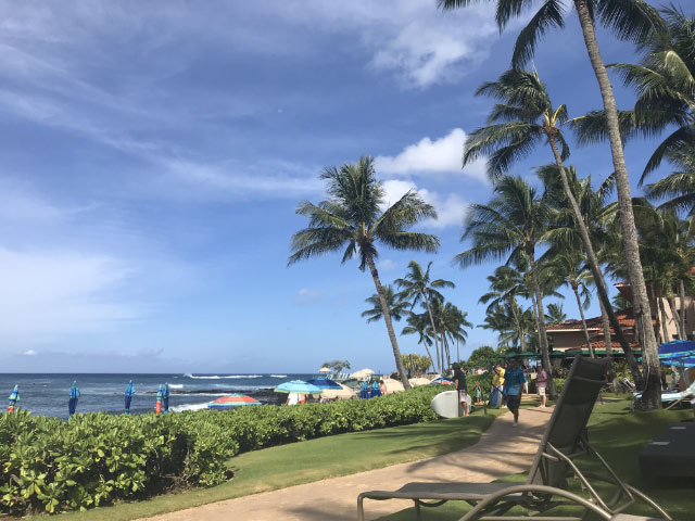 Marriott at Poipu Beach