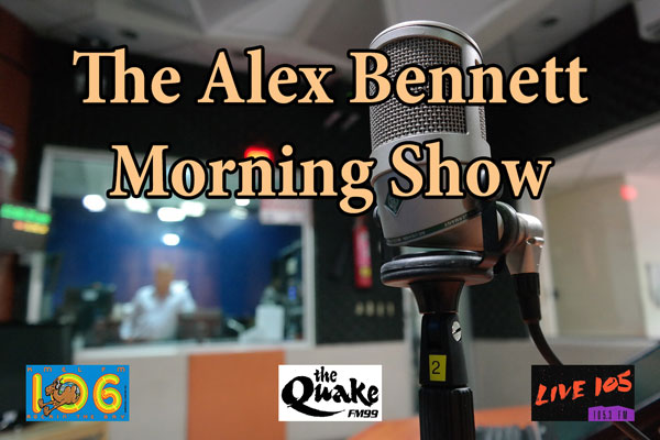 The Alex Bennett Morning Show