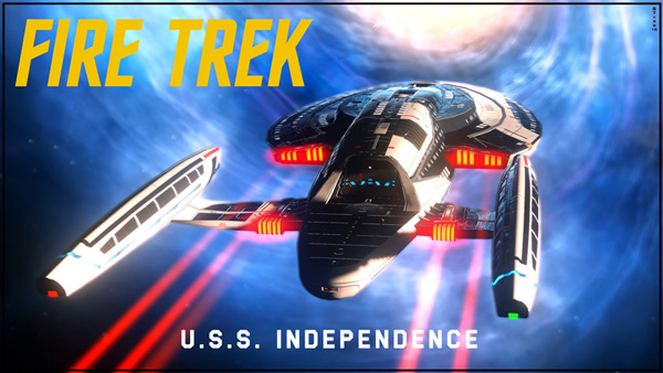 FIRE TREK - U.S. INDEPENDENCE