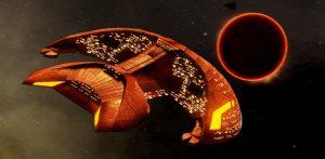 Ferengi Starship