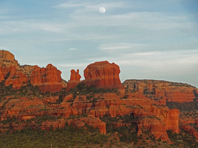 Sedona Pink Jeep Tour Scenery
