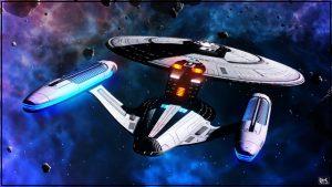 TNG Era Starship