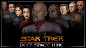 Deep Space Nine Crew