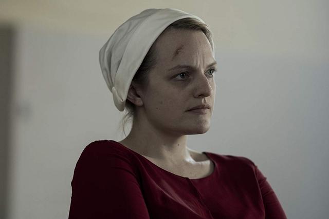Elisabeth Moss as June