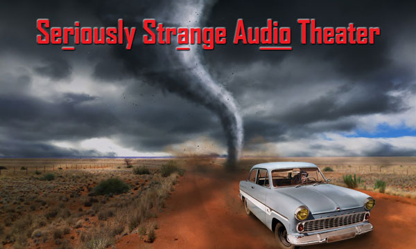 Poster for Seriously Strange Audio Theater