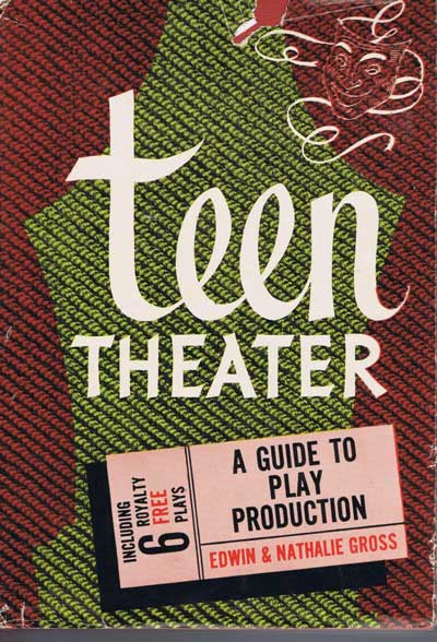 Teen Theater Book Cover