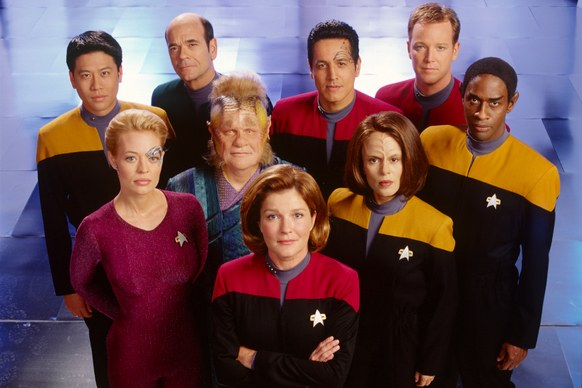The Voyager Crew