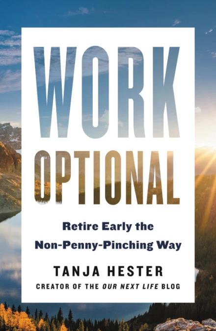 Book cover - Work Optional