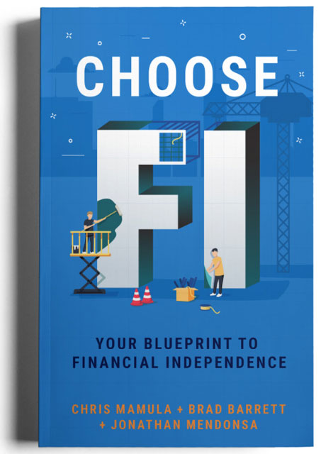 ChooseFI Book Cover