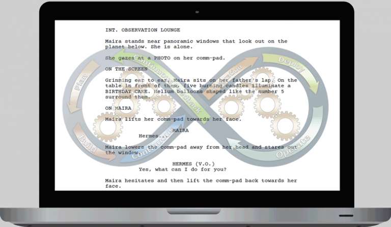 Think Like a Software Developer to Improve Your Screenwriting