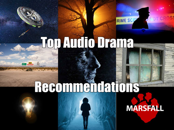 Top Audio Drama Podcast Recommendations for Fans of We're Alive